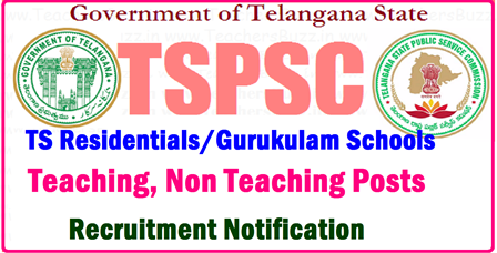 TS GURUKULA 7306 PGT TGT PET Posts TSPSC Recruitment Notification-Syllabus-scheme of Examination | TSWRIES 2136 Posts BJPTBCWRIES 1789 Posts TTWRIES 994 Posts TMRIES 2080 Posts Total 7306 Posts Recruitment Telangana State Public Sevice Commission has released Notification for the Recruitment of 7306 PGT TGT PET and Other Posts in Telangana Gurukula Schools | Register Online from 10.02.2017 to 04.03.2017 for Post Graduate Teachers Trained Graduate Teachers in TS Gurukula Societies | Syllabus for PGT TGT PET and other posts ts-gurukula-7306-pgt-tgt-pet-posts-tspsc-recruitment-notification-register-apply-online-syllabus-scheme-of-examination2017/02/ts-gurukula-7306-pgt-tgt-pet-posts-tspsc-recruitment-notification-register-apply-online-syllabus-scheme-of-examination.html