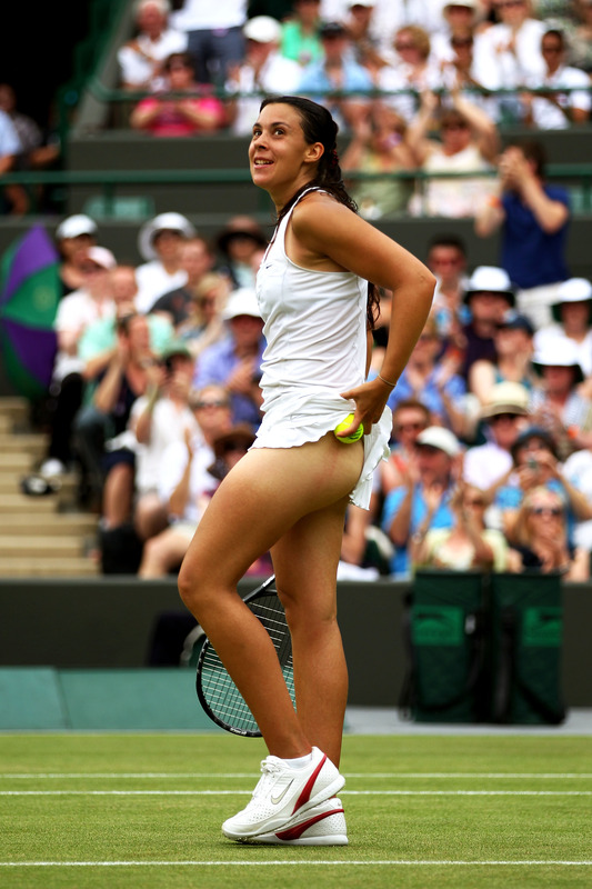 Sexy pics of tennis players