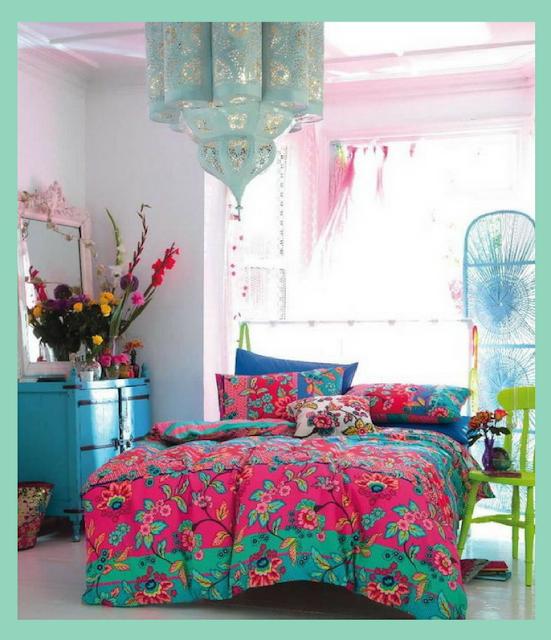 Ideas para una decoración Boho Chic-12