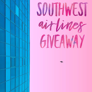 Enter the April Southwest Giveaway. Ends 5/17 Open WW
