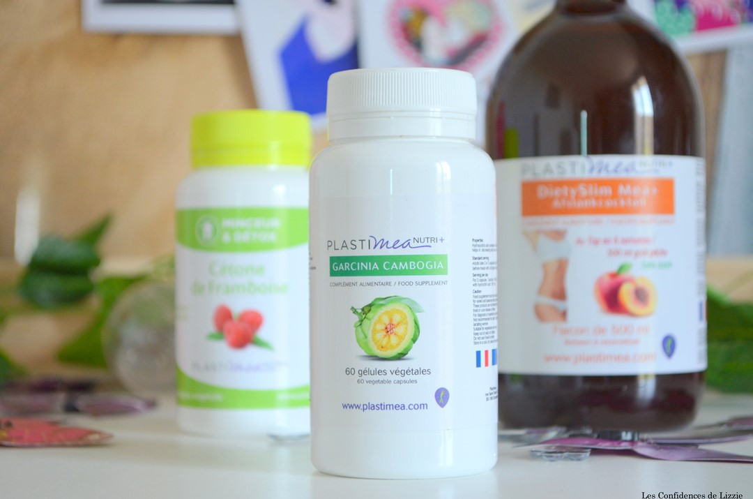 complements alimentaires - complements alimentaires naturels minceurs - cetone de frambroise - detox - draineur - plastimea - garcinia cambogia