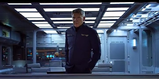 Harrison Ford în Ender's Game