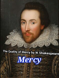 mercy by william shakespeare