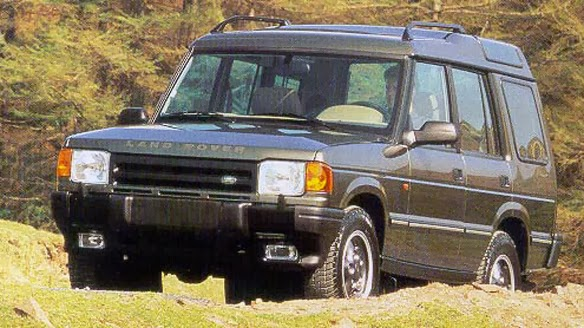 Land Rover Discovery 1 Service Manual