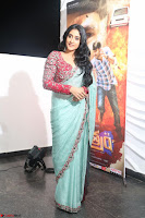 Regina Casandra in Beautiful Designer Saree Stunnign Cuteness at Nakshatram music launch ~ CelebesNext Actress Galleries 049.JPG