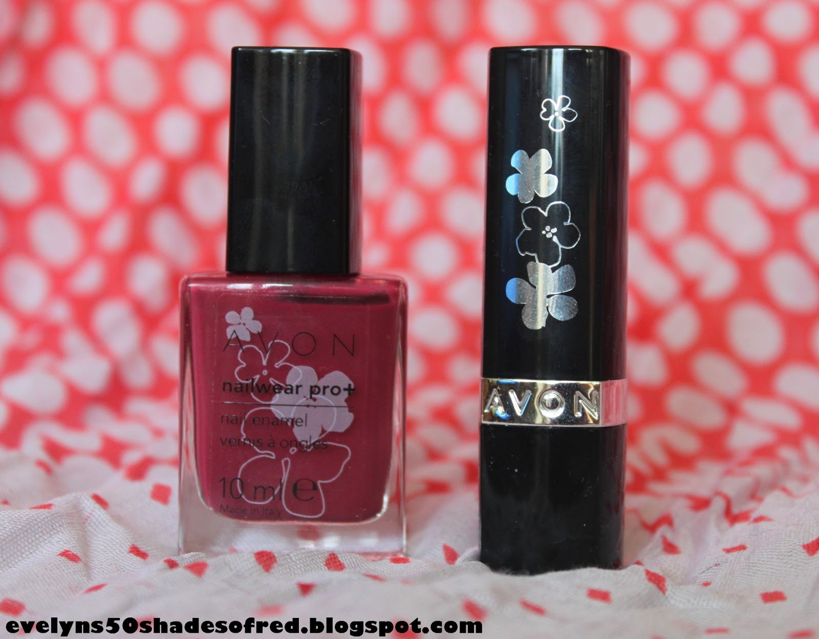Avon Nailwear Pro Mulberry Ultra Colour Wine Berry