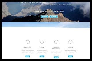 10 blog pendaki gunung terfavorit