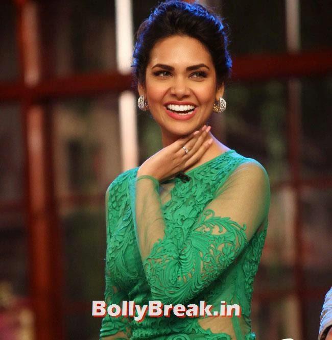 Esha Gupta, Esha Gupta, Tamanna, Humshakals Cast on CNWK