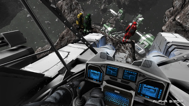 Space Engineers Free Download Photo