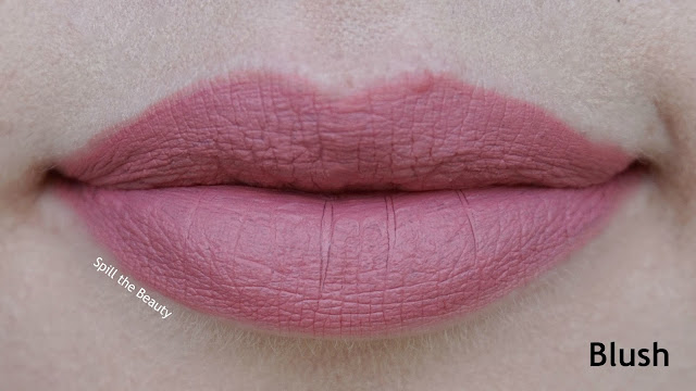 rimmel london stay matte liquid lip color review swatches 110 blush