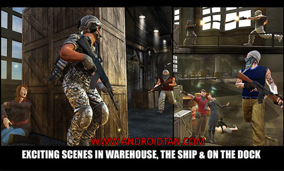 US Army Commando Survival Download Mod Apk v1.0 (Unlimited Money) Terbaru Free