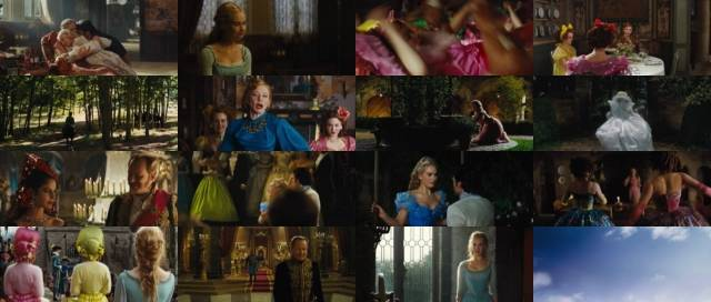 Cinderella (2015) DVDRip Latino