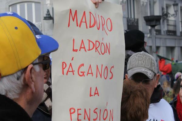 Venezolanos pensionados en el exterior cumple 26 meses sin recibir su pensión