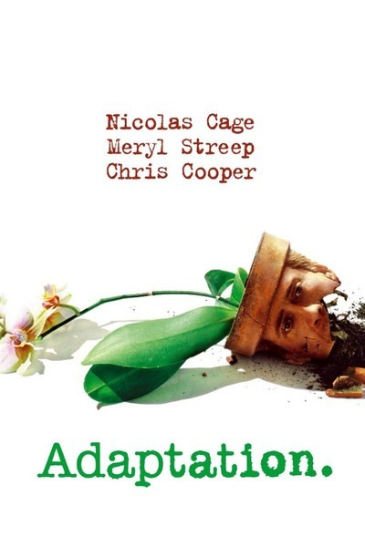 Adaptation [2002] [DVD9] [NTSC] [Latino]