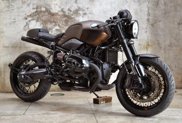 Bmw r ninet eurobike rocketgarage cafe racer magazine - Garage moto bmw belgique ...