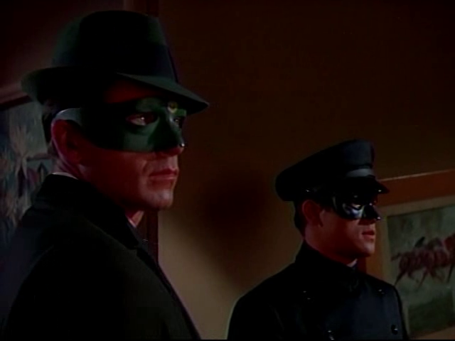 MOONBASE CENTRAL: THE GREEN HORNET PART 2: THE TV SERIES