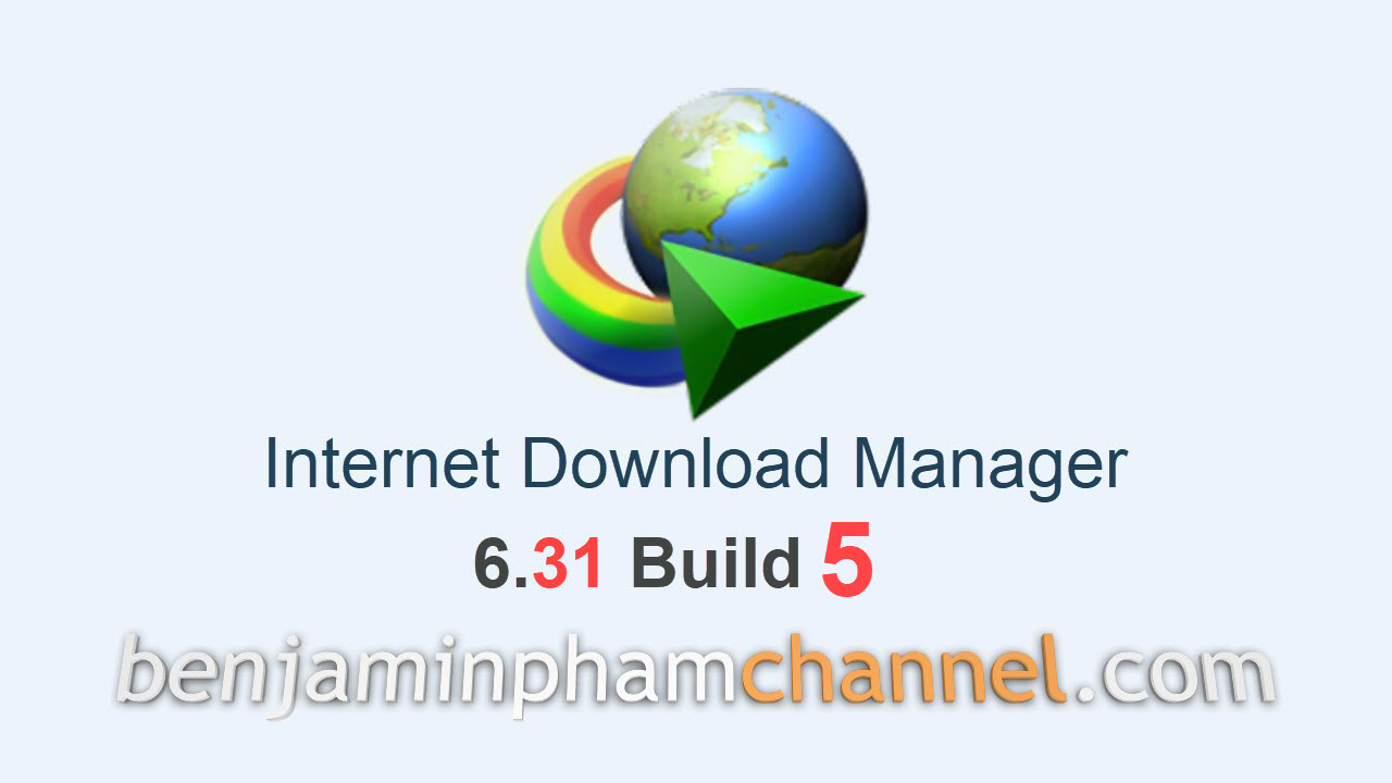 Internet Download Manager 6.31 Build 5