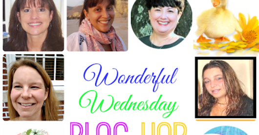Wonderful Wednesday Blog Hop #200