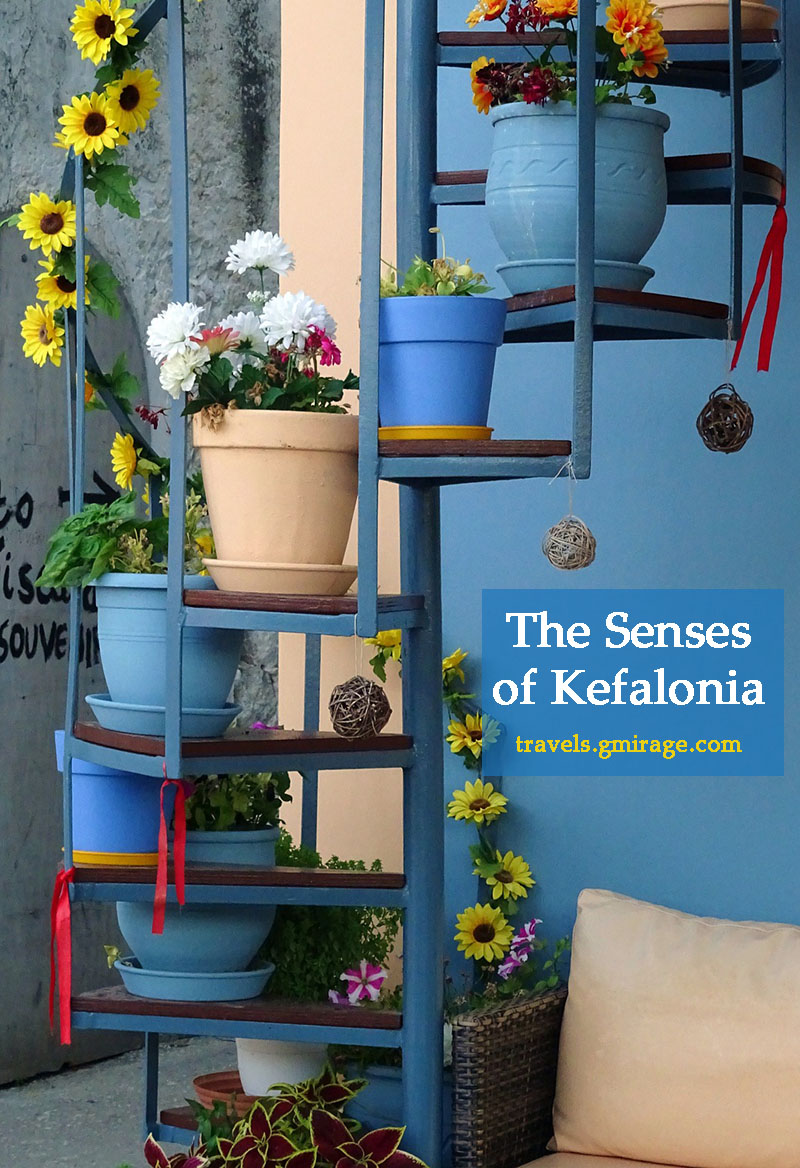 The Senses of Kefalonia 2