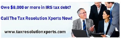 IRS DEBT Problems