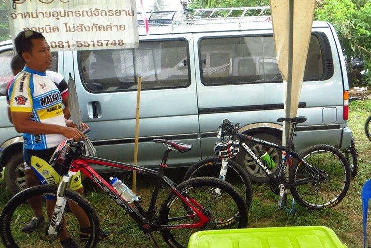 Тайский гонщик