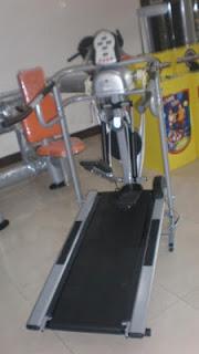 Jual Alat Fitness Jakarta Treadmill murah, Harga Treadmill