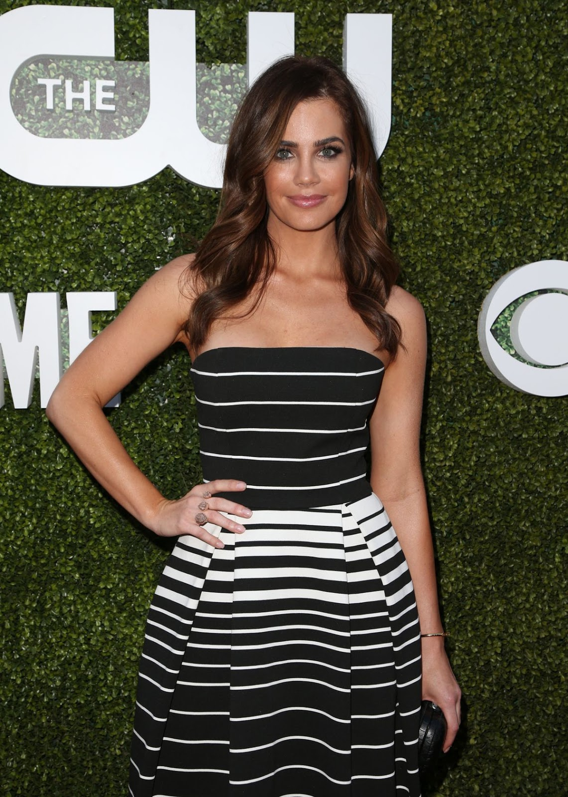 Code Black actress Jillian Murray at CBS CW & Showtime 2016 TCA Summer Press Tour Party in Westwood