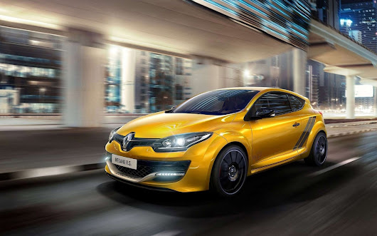 RS 275 Trophy Renault sport | Wall Sports Cars