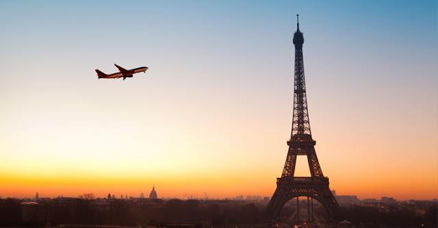 Como ir de Paris à Nice ou de Nice à Paris