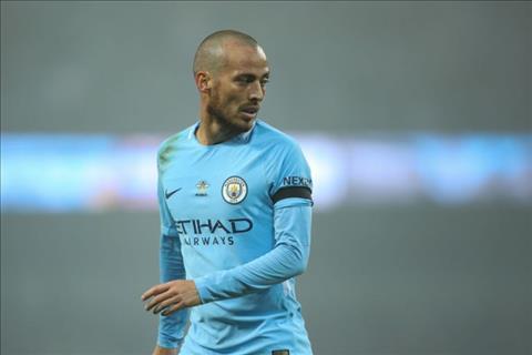 Silva dẫn đầu Premier League 2017/2018 về số lần kiến tạo và số cơ hội tạo ra