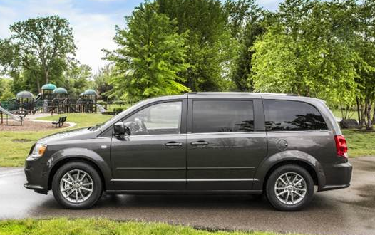 2017 Dodge Grand Caravan Review