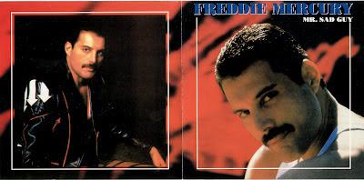 Freddie Mercury - Mr. Sad Guy