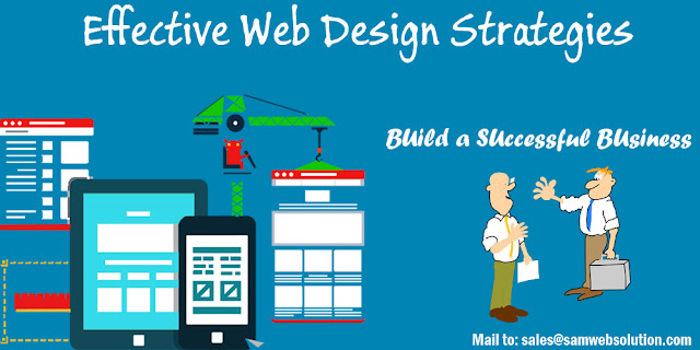 Developing Strategies to Build Successful websites