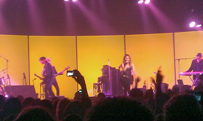 Vanessa Paradis - Love songs tour nantes