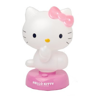 Hello Kitty: Hello Kitty lamps