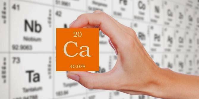 Manfaat Kalsium sebagai Sumber Kehidupan