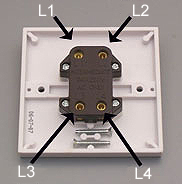 The world through electricity intermediate switch have common because it doesnt require powerthe switch job is to switch off the light between two switches it has l1l2l3 and l4 so the wiring is asfbconference2016 Choice Image