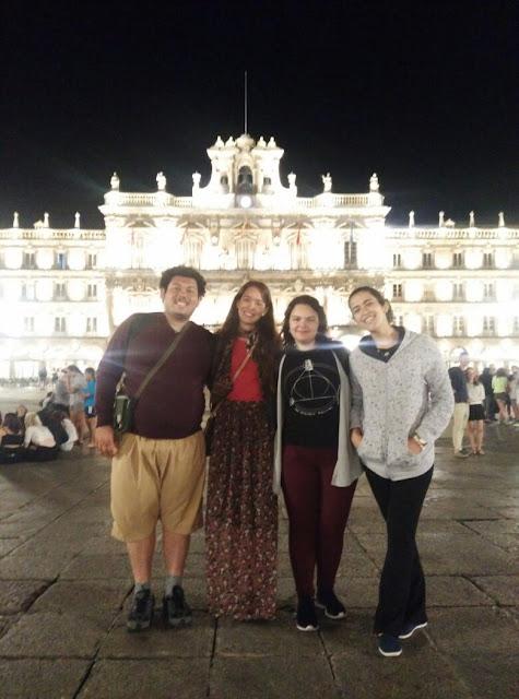 Especial Intercâmbio – Turistando: 5 lugares para conhecer em Salamanca