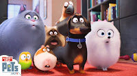 The Secret Life of Pets cartoon movie 2016