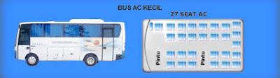 bus murah tour wisata tanjung lesung banten