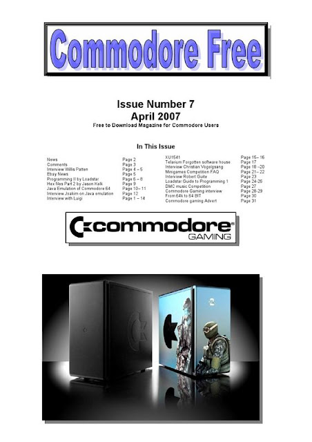 Commodore Free Magazine #007 (007)