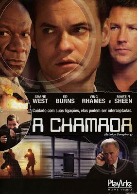 A Chamada - DVDRip Dual Áudio