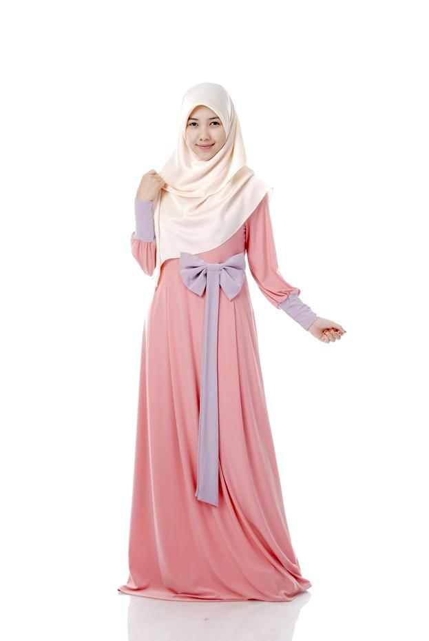 dress dan jilbab