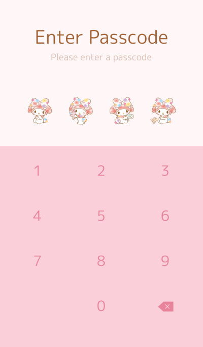 My Melody: Pastel Colors
