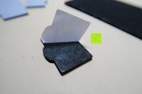 Kleber: Premium Schützendes Gehäuse für Aluminium Speicherkarte Tragetasche mit anpassbarem Innerem von CamKix - Organisieren und schützen Sie Ihre SD-Karten, Micro SD-Karten, Memory Stick und Compact Flash (CF) Speicherkarten (Kompatibel mit allen Speicherkarten Marken wie Sandisk, Transcent, Kingston, Sony, Lexar usw.) enthält den Speicherkarten Gehäusehalter / 4 Benutzerdefinierte EVA Einsätze / Klebesticker - Ideal für Reisen oder Aufbewahrung zuhause