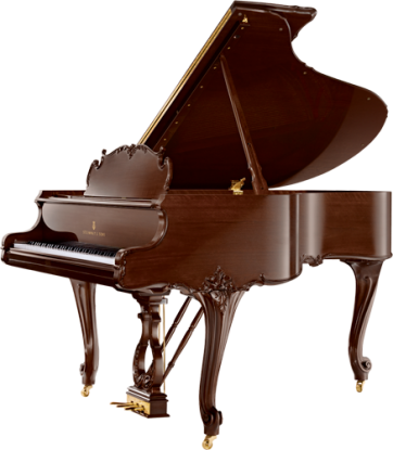 Steinway And Sons Louis XV