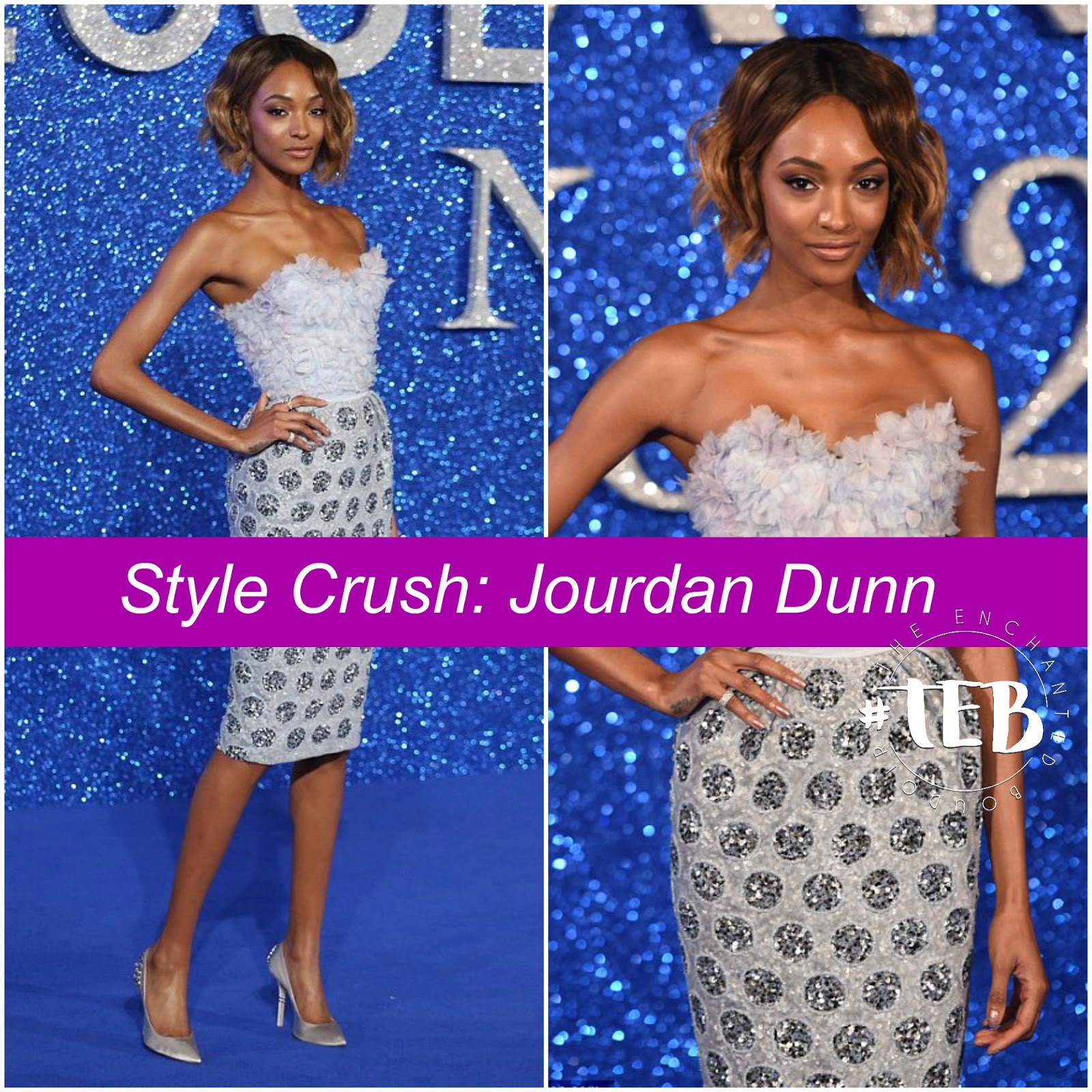 STYLE CRUSH: Jourdan Dunn at the Zoolander No. 2 Premiere in London