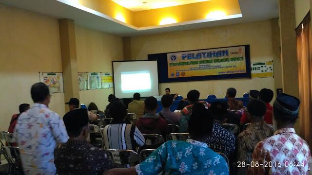 Pelatihan Penyembelihan Qurban Syari Halalan Toyyiban