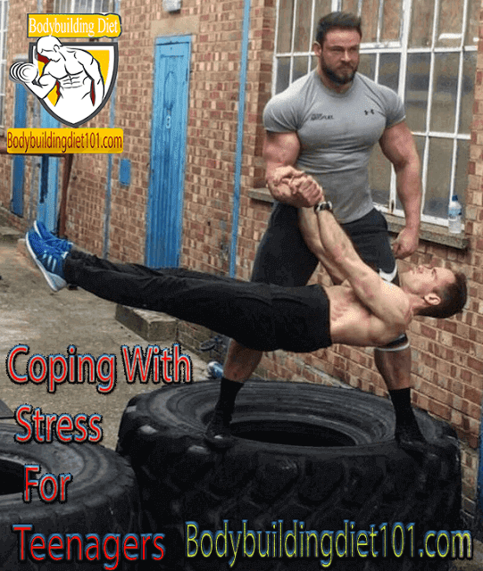 16 Ways to Help Coping With Stress For Teenagers