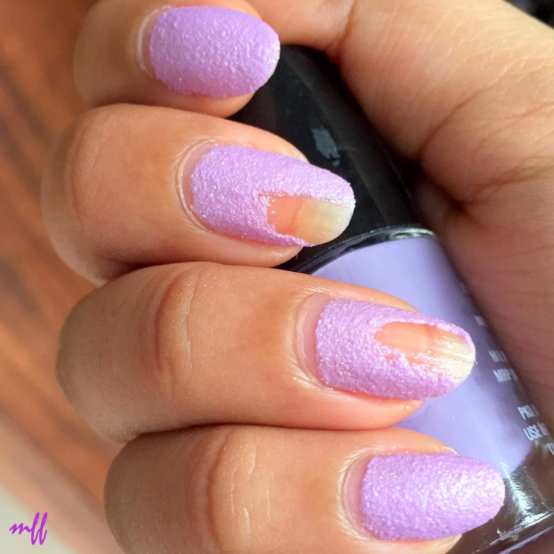 frostie nail polish